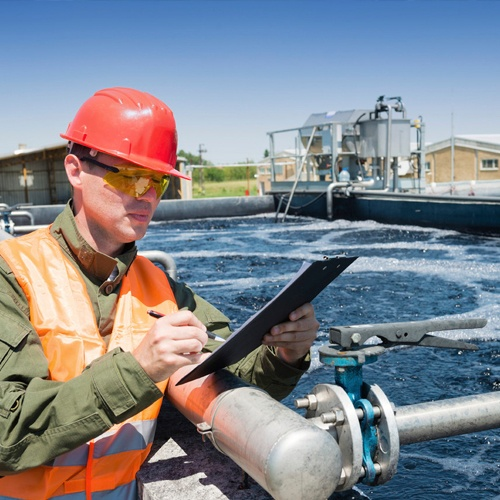 Wastewater Operator
