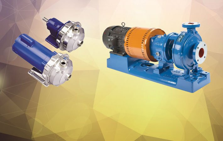 You Choose: Frame Mounted vs  Close Coupled Pumps